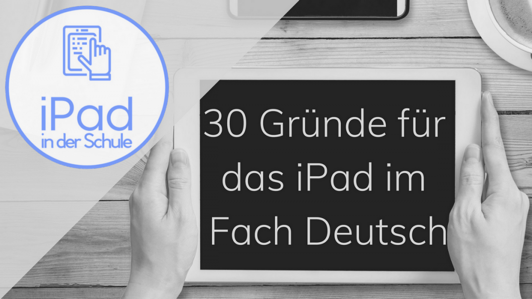 iPad Fach Deutsch