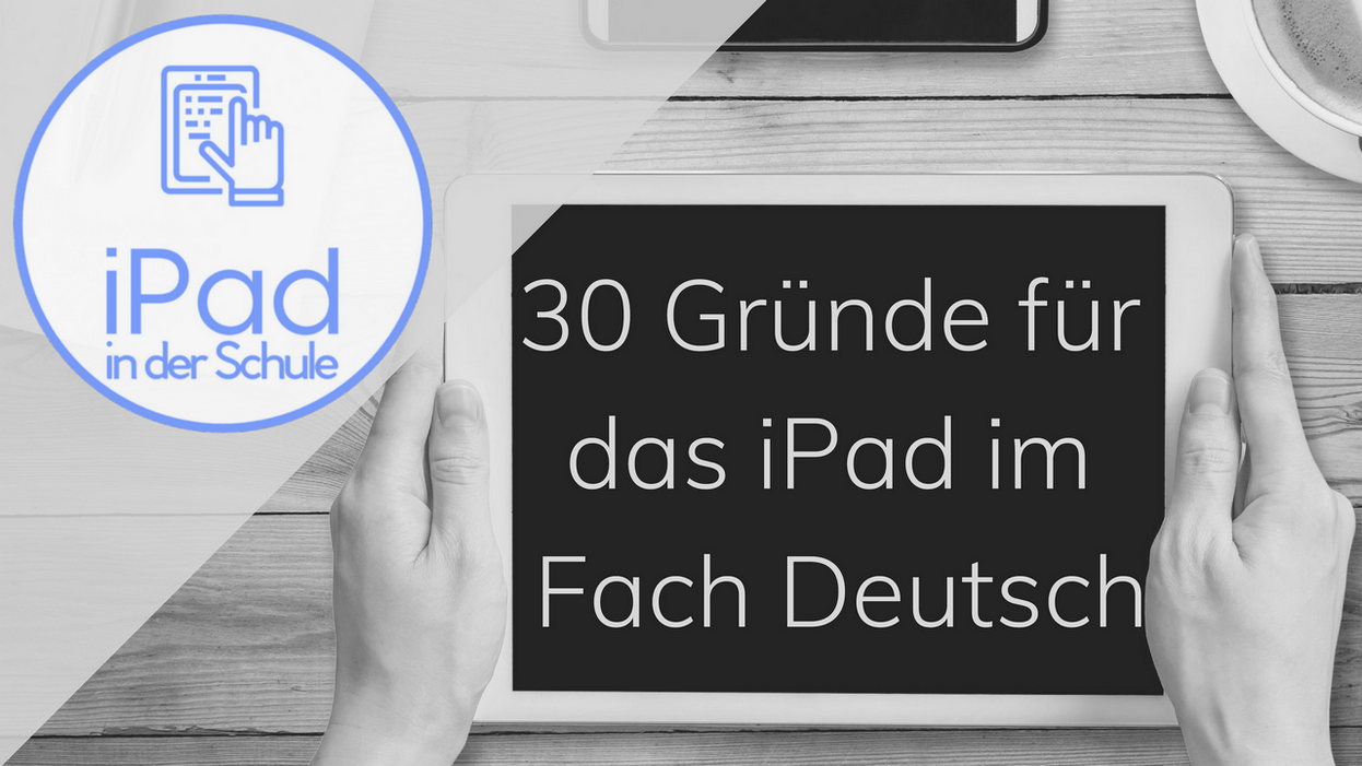 iPad Fach Deutsch