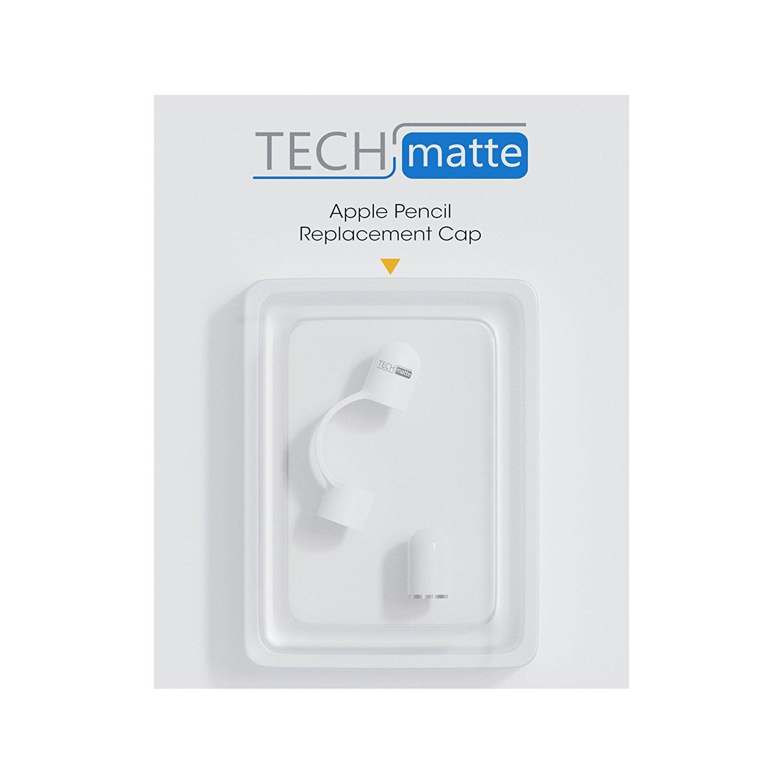 Endlich: Günstige Ersatzkappe / Ersatzdeckel für Apple Pencil 6
