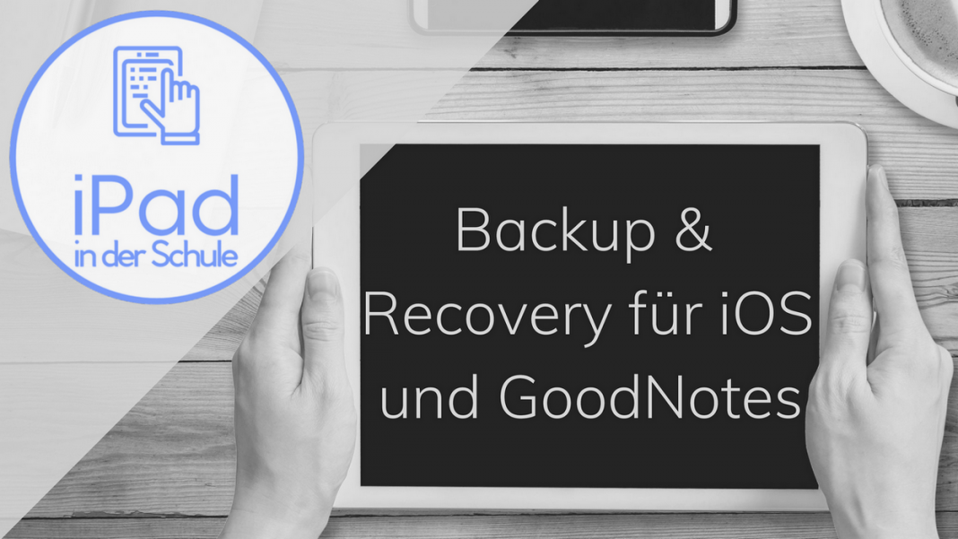 Backup GoodNotes