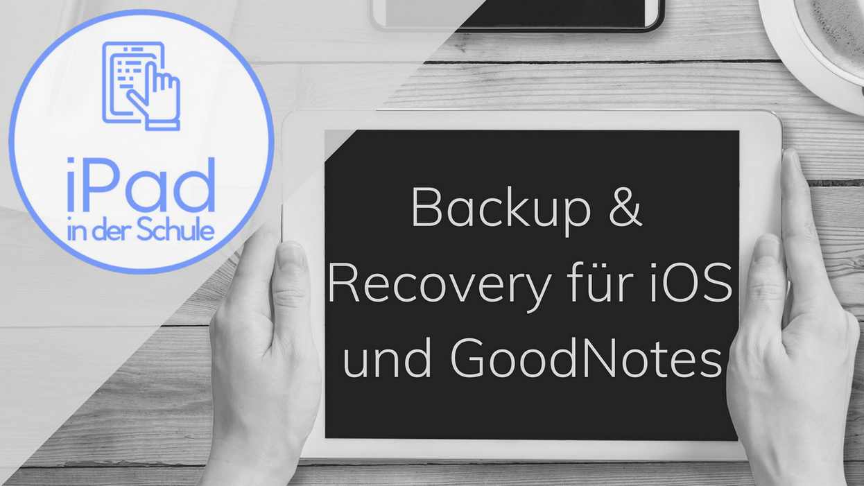 Backup GoodNotes