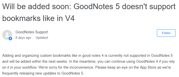 GoodNotes 5 - 4 Tops / 4 Flops 12