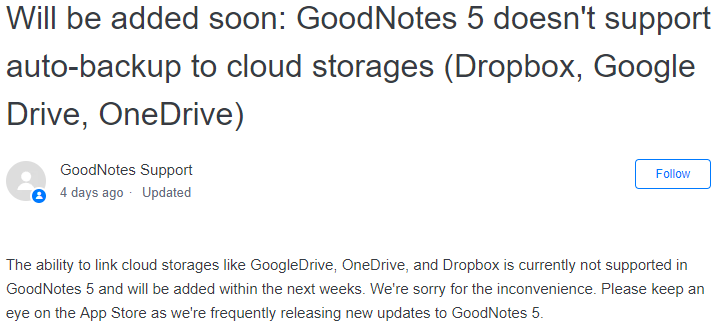 GoodNotes 5 - 4 Tops / 4 Flops 13