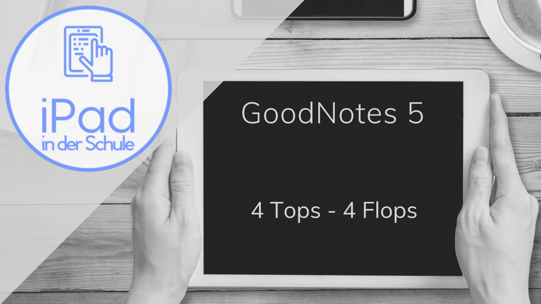 GoodNotes 5 - 4 Tops / 4 Flops