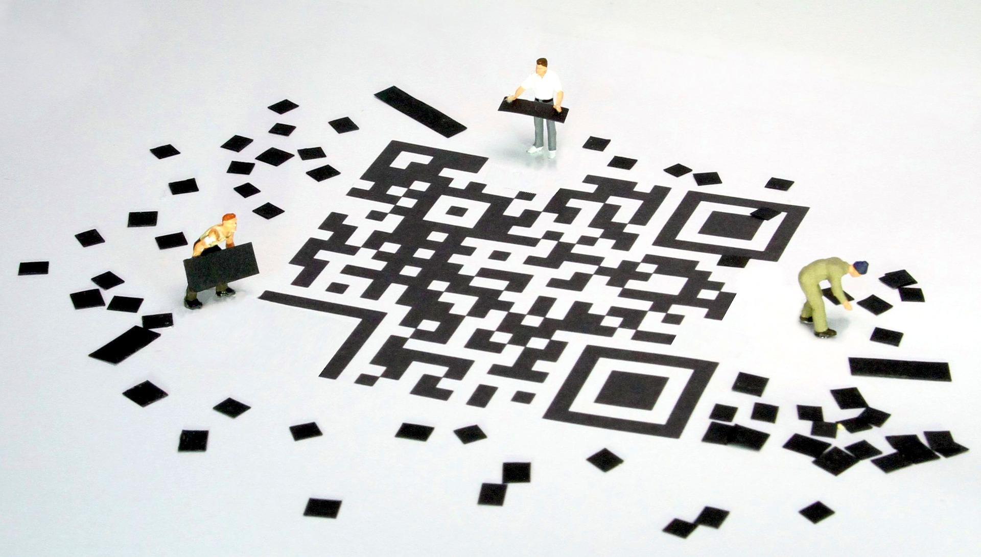 QR Codes im Unterricht @ iPad in der Schule