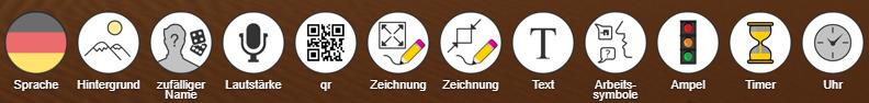 Classroomscreen - Interaktives Whiteboard (gratis und webbasiert) für die Schule 1