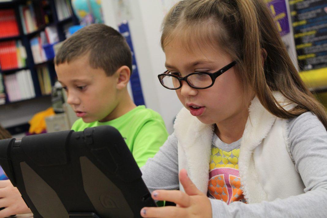 Schutzhülle für das iPad @ iPad in der Schule