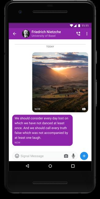 Messenger in der Schule: Whatsapp-Kritik - gibt es Alternativen? Threema Education, Wire, Signal und schul.cloud 1