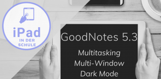 GoodNotes 5.3 Tutorial @ iPad in der Schule