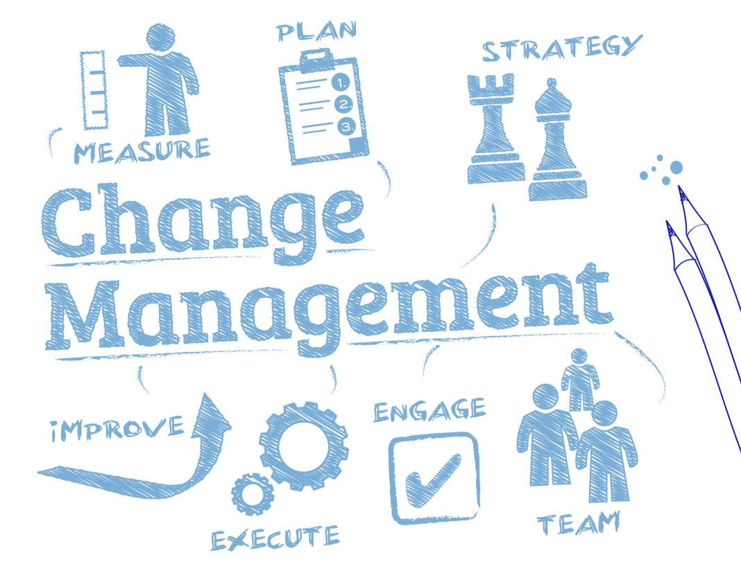 Digitalisierung in der Schule - Change-Management