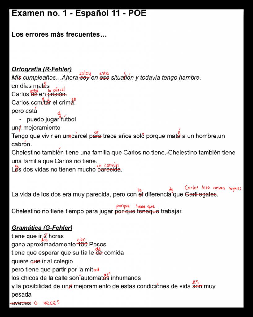 Von der quantitativen Fehlerkorrektur zur Förderung von Sprachlernkompetenz – Vorschläge zur schriftlichen Korrektur in den (Fremd-)Sprachen 3