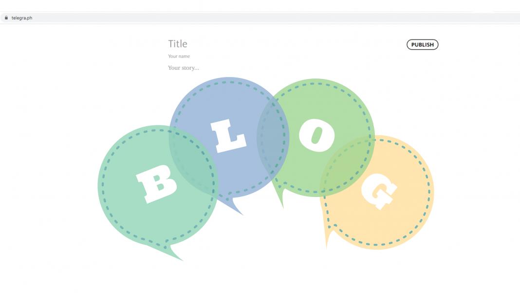 telegraph unterricht blog