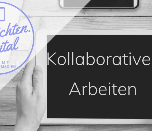 Kollaboratives Arbeiten & Kollaboratives Schreiben - 6 Tools