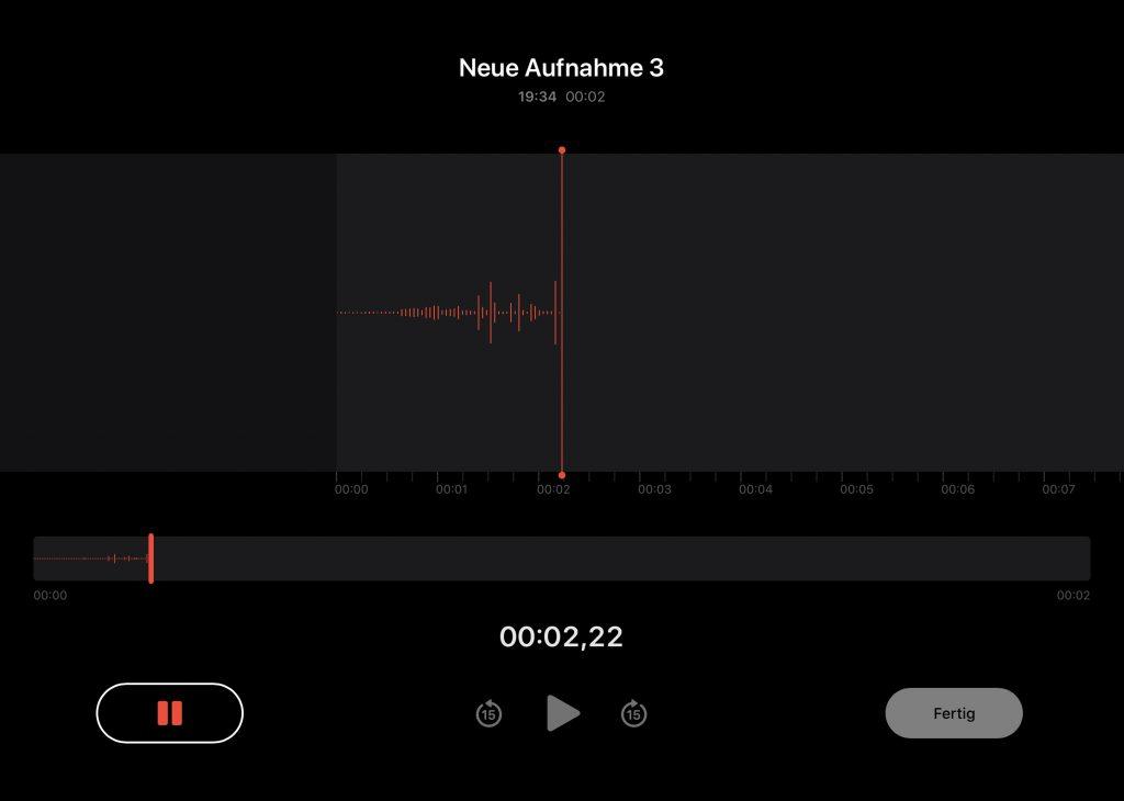 Audiofeedback mit Sprachaufnahmen und QWIQR - individuelle und persönliche Rückmeldungen geben 4