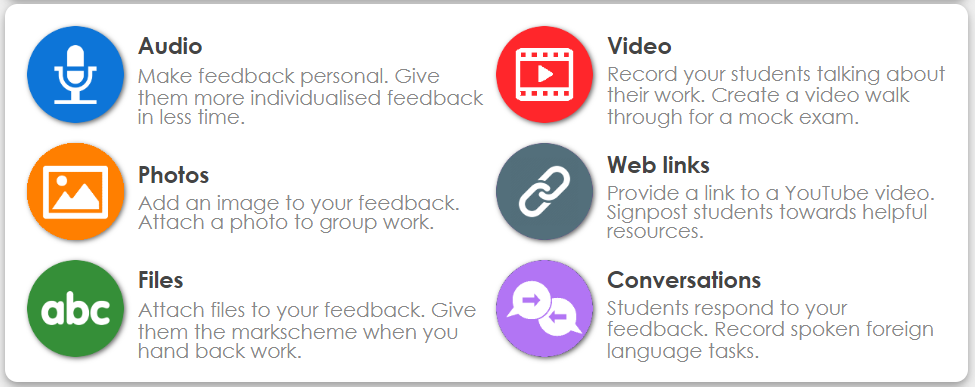 Audiofeedback mit Sprachaufnahmen und QWIQR - individuelle und persönliche Rückmeldungen geben 8