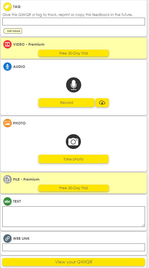 Audiofeedback mit Sprachaufnahmen und QWIQR - individuelle und persönliche Rückmeldungen geben 11