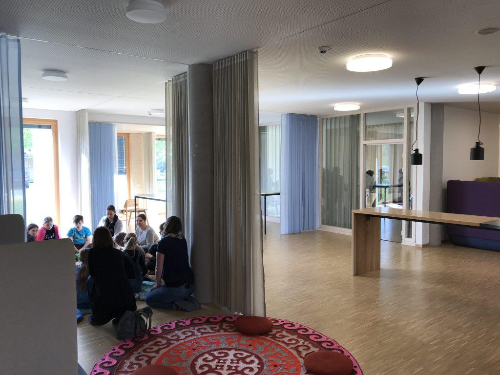 Alemannenschule Wutöschingen Raumkonzept