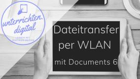 Dateien zwischen iPad und PC kopieren / übertragen