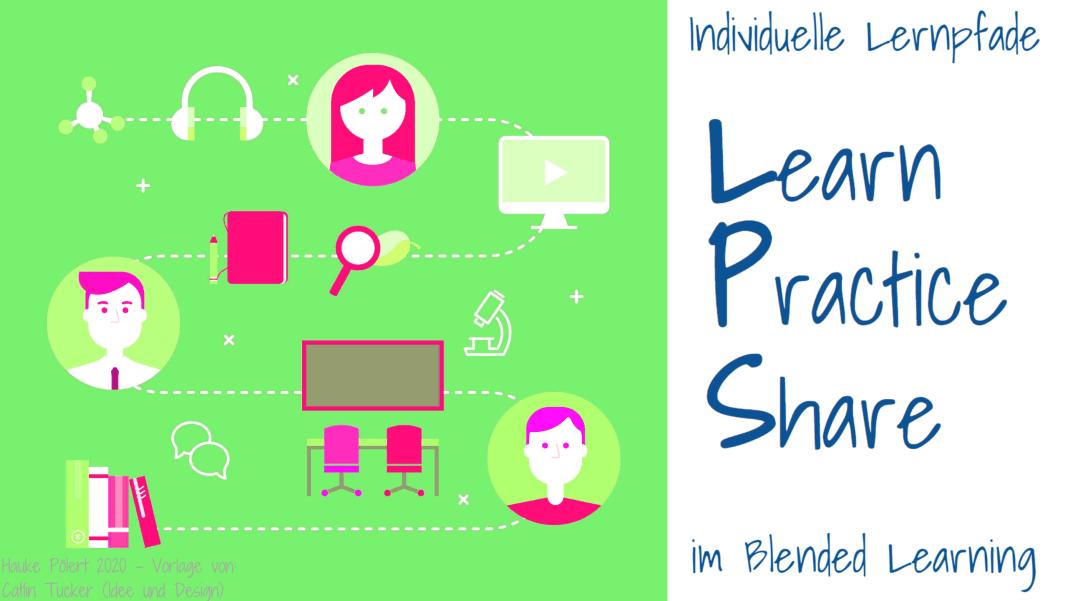 Blended Learning Methoden - LPS - Hauke Pölert