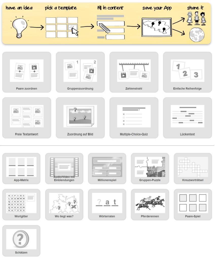 Learning Apps und LearningSnacks - Tools für Üben und Wiederholen im Blended Learning 3