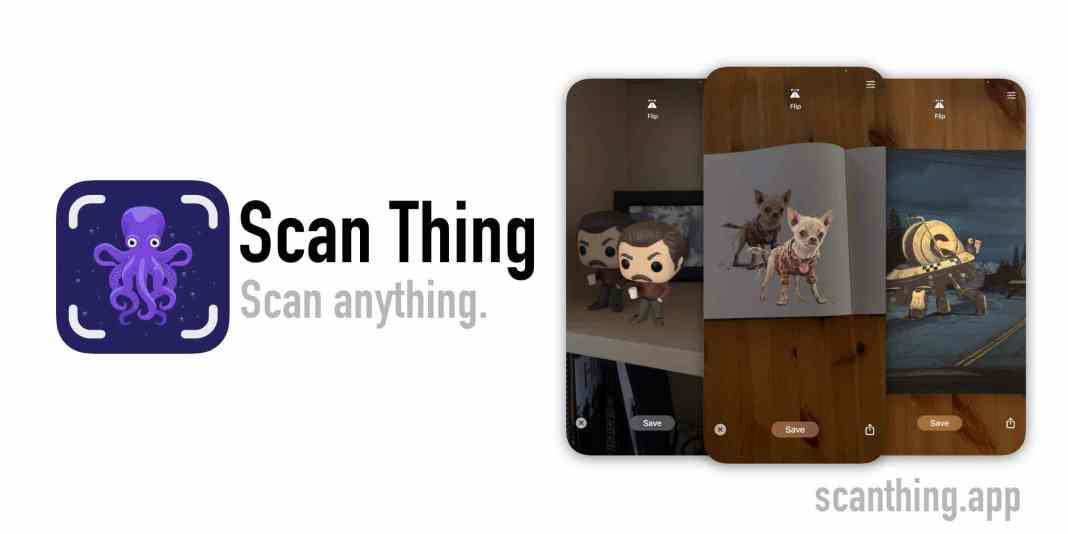 Scan Thing - Scan Anything für Schule und Unterricht