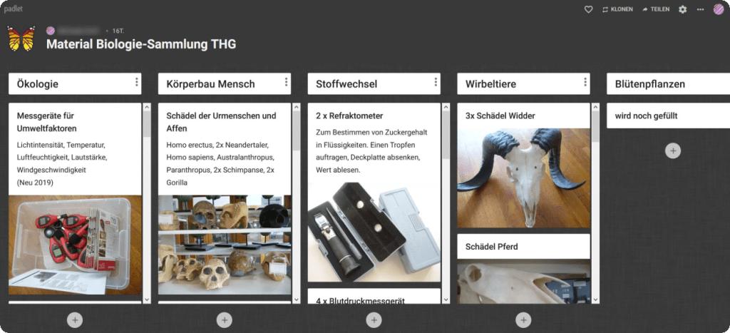 Padlet - 30 Praxisbeispiele für Unterricht & Blended Learning 36