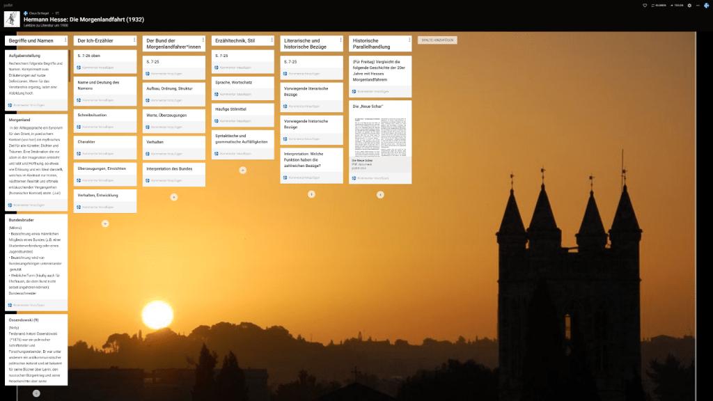 Padlet - 30 Praxisbeispiele für Unterricht & Blended Learning 18