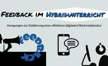 Feedback - Hybridunterricht und Blended Learning