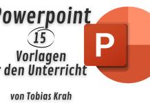 Powerpoint Unterricht Vorlagen