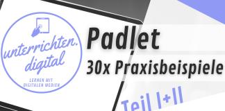 Padlet: 30+ Praxisbeispiele für (Online-)Unterricht und Blended Learning